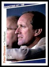 Merlin Shooting Stars 91/92 - Tottenham Hotspur Shreeve Peter No. 388