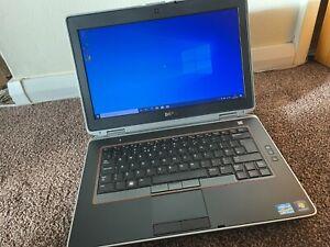 Dell Latitude e6420 i5 8GB Ram 250GB Samsung SSD Laptop spot on screen