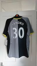 TOTTENHAM Hotspur Spurs Away 2012/2013 SANDRO Shirt Jersey - XL - New with Tags!