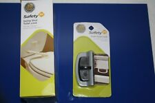 Safety 1st Toilet and Oven Door Lock set Home Children Toddler Security