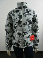 Womens The North Face TNF Flare Full Zip 550-Down Winter Packable Jacket Floral