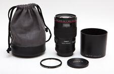 Canon EF 100mm 100 f/2.8 f/2.8L f2.8L f2.8 L IS Macro USM + Rodenstock UV (USA)