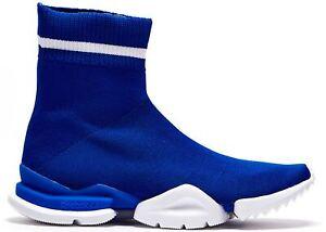 Reebok Sock Run.r Blue/White CN4589 RRP £220 Listed in UK Shoe Size