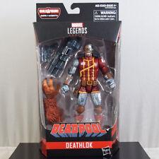 Marvel Legends Deathlok Sasquatch BAF
