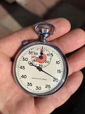 Vintage Excelsior Park Sports Timer Stopwatch 50mm