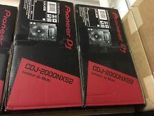 (2) Pioneer CDJ-2000NXS2 Professional Multi Player Nexus 2 //ARMENS//