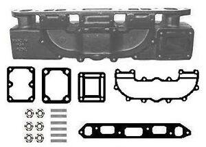 MerCruiser 2.5L Model 120 Engine Log Style Manifold - MC-1-63122