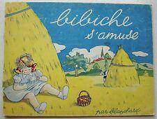 Bibiche s'amuse par BLANCHARD éd J BARBE 1944