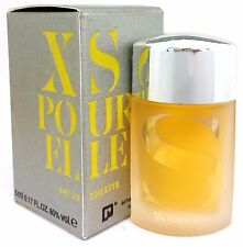 Paco Rabanne XS Pour Elle for Women 5 ml/.17 oz Eau de Toilette Mini New In Box