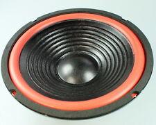 2x Bass Lautsprecher 20cm 4Ohm 100W DYH Bassteller Subwoofer Tieftöner  8 Zoll