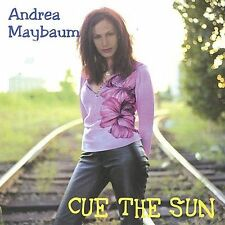 ANDREA MAYBAUM - CUE THE SUN NEW CD