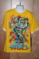 BOY'S AND 1 SHORT SLEEVE SHIRT-SIZE: 5/6