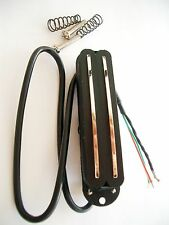 Diego Twin Blade Humbucker formato SingleCoil negro