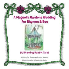 A Magnolia Gardens Wedding For Rhymen & Boo with Finger Puppets