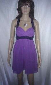LIPSY Silk Dress.  Cocktail Party, Evening. Very Sexy. Fully Lined. SIZE 12