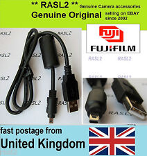 Fujifilm original Câble USB FinePix J120 J110W J150W Z10FD Z30 Z33WP S8000FD F20