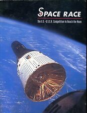 1999 Space Race US USSR Competition To Reach The Moon Book EX 100616jhe