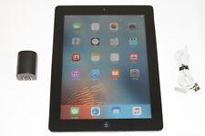 """Apple iPad 2nd Gen 32GB 9.7"""" Tablet WiFi+3G Verizon MC763LL/A - Black *READ*"""
