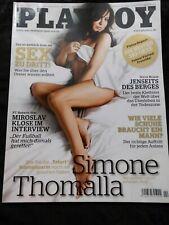 Playboy Magazin ** 02/2010 ** Kiosk Cover - Simone Thomalla
