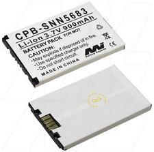 SNN5703B 900mAh battery for Motorola V60t V60tu V60x V620 V635 V65p V66