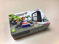 New Nintendo 2DS Blue / Black with preloaded Mario Kart 7 *European Version