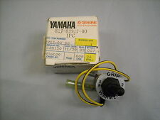Yamaha Handwarmer Switch SR540 V-Max Enticer Exciter Phazer Inviter Excel + NOS