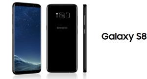 Nuovo Samsung Galaxy S8 - 64 GB - Nero mezzanotte (senza Simlock) - SIM singola