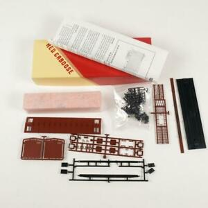 Red Caboose Northern Refrigerator Line NRC Ice Reefer Kit RC-4442-1 HO Scale