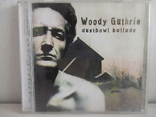WOODY GUTHRIE Dustbowl ballads 74321578392 CD ALBUM