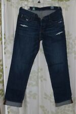 Abercrombie&Fitch Vintage Mens Low-Rise Slim Straight Jeans RARE NEW 31x30