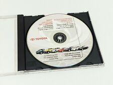 2007 Toyota Camry Corolla Prius FJ Cruiser Tacoma 4Runner Tundra Press Kit
