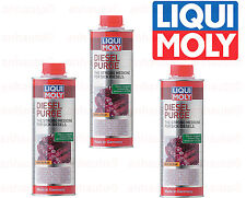 Set of 3 Liqui Moly Diesel Fuel Additive Purge 500 ml. Can 2005