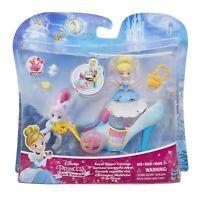 Disney Princess - Cinderella Little Kingdom Royal Slipper Carriage Playset