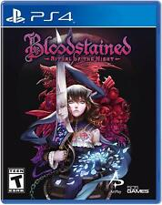 Bloodstained: Ritual of the Night (Sony PlayStation 4, 2018)