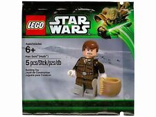 Lego Star Wars Han Solo (Hoth) 5001621 Polybag Sealed