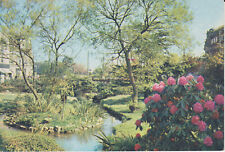 J Arthur Dixon: Bournemouth.  Central Gardens Paradise Areas (Hants 1427)