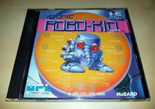 PC Engine Atomic Robo-Kid SHMUP 2D-Shooter Japan HU-Card