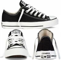 Converse Chuck Taylor All Star Women Men Unisex  Low Tops Trainers all sizes