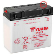 Yuasa 51913 12V 19Ah Batterie de Moto