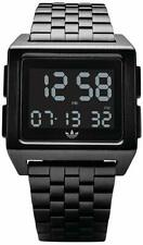 NEW Adidas UNISIX WATCH Archive_M1 , 36 mm Stainless Steel Digital 70's Style