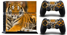 Tiger NT062 DECAL SKIN PROTECTIVE STICKER for SONY PS4 CONSOLE CONTROLLER