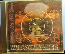 WIDOWMAKER: STAND BY FOR PAIN  (CD)  PRIMERA EDICION !! TWISTED SISTER