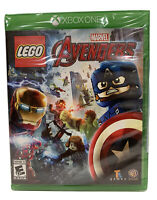 LEGO Marvel's Avengers Xbox One Video Game Brand New Sealed