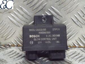 09-16 DISCOVERY 4 TDV6 3.0 GLOW PLUG CONTROL UNIT 9X2Q12B533BB