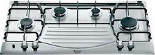 Hotpoint Ariston Piano cottura 4 Fuochi incasso a gas 90 cm Inox PH 940MS (IX)