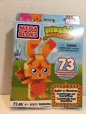 Moshi Monsters Mega Bloks BuildaMonster Set #80651 Katsuma