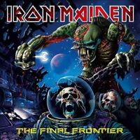 Iron Maiden : The Final Frontier (Mission Edition) CD