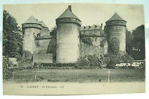 CPA - Lassay - Le Château - TBE