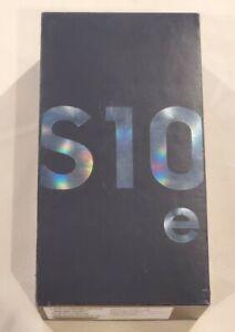 Samsung Galaxy S10e SM-G970U - 128GB Prism Black Sprint - New, Sealed, Free Ship