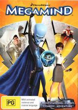 Dreamworks Megamind (DVD, 2011) children's animated Will Ferrell, Tina Fey